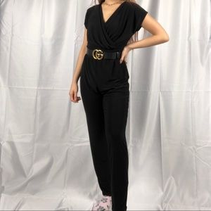 Black Jumpsuit | Rolla Coster